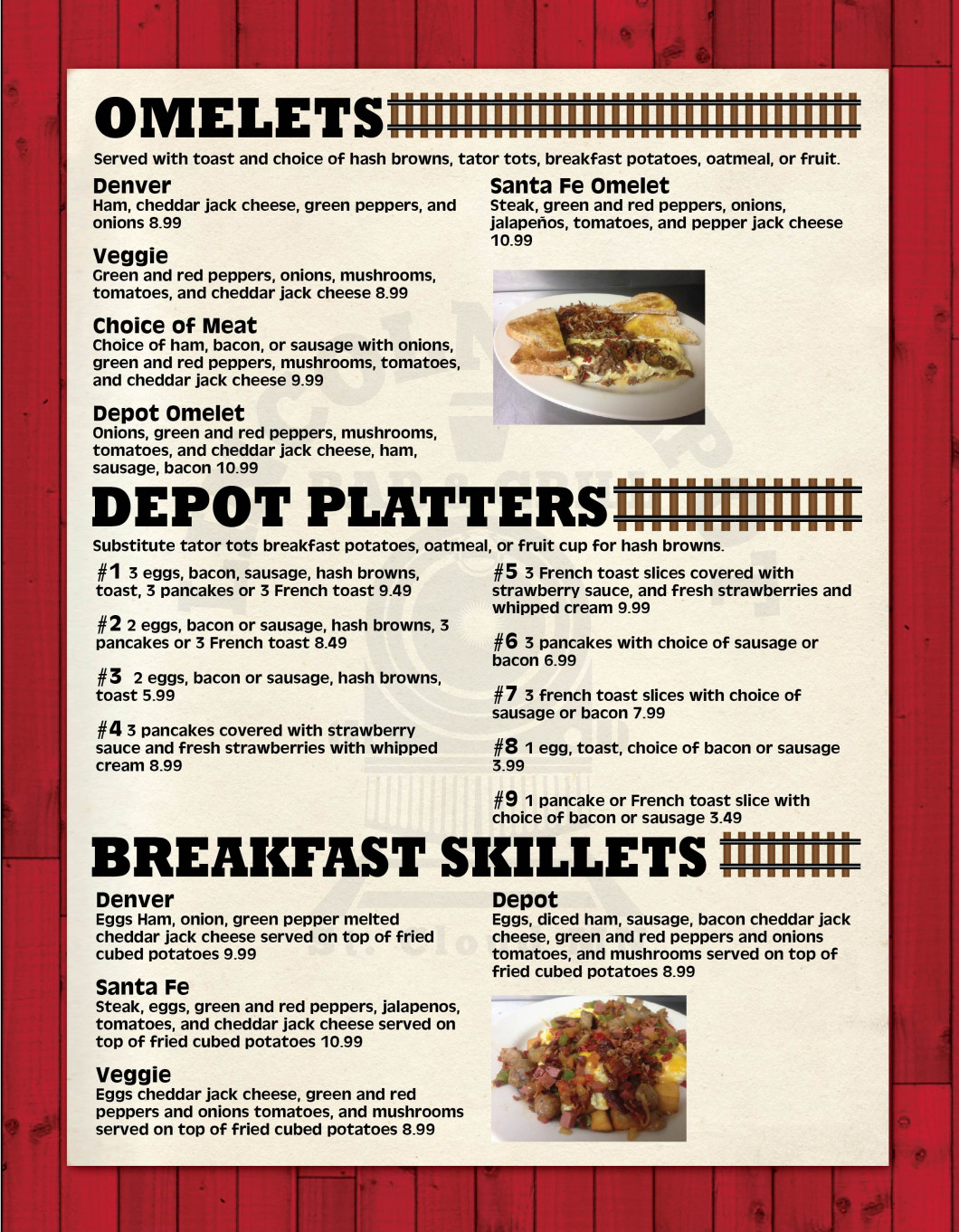 Breakfast menu ideas for home - Rtnl